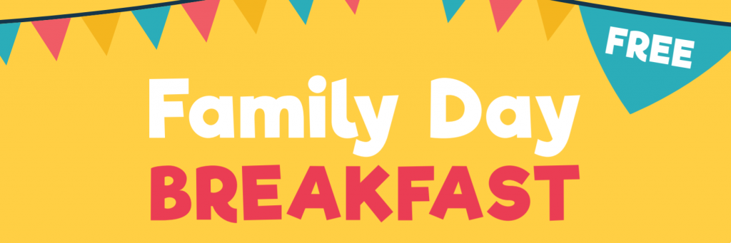 Family Breakfast Signup