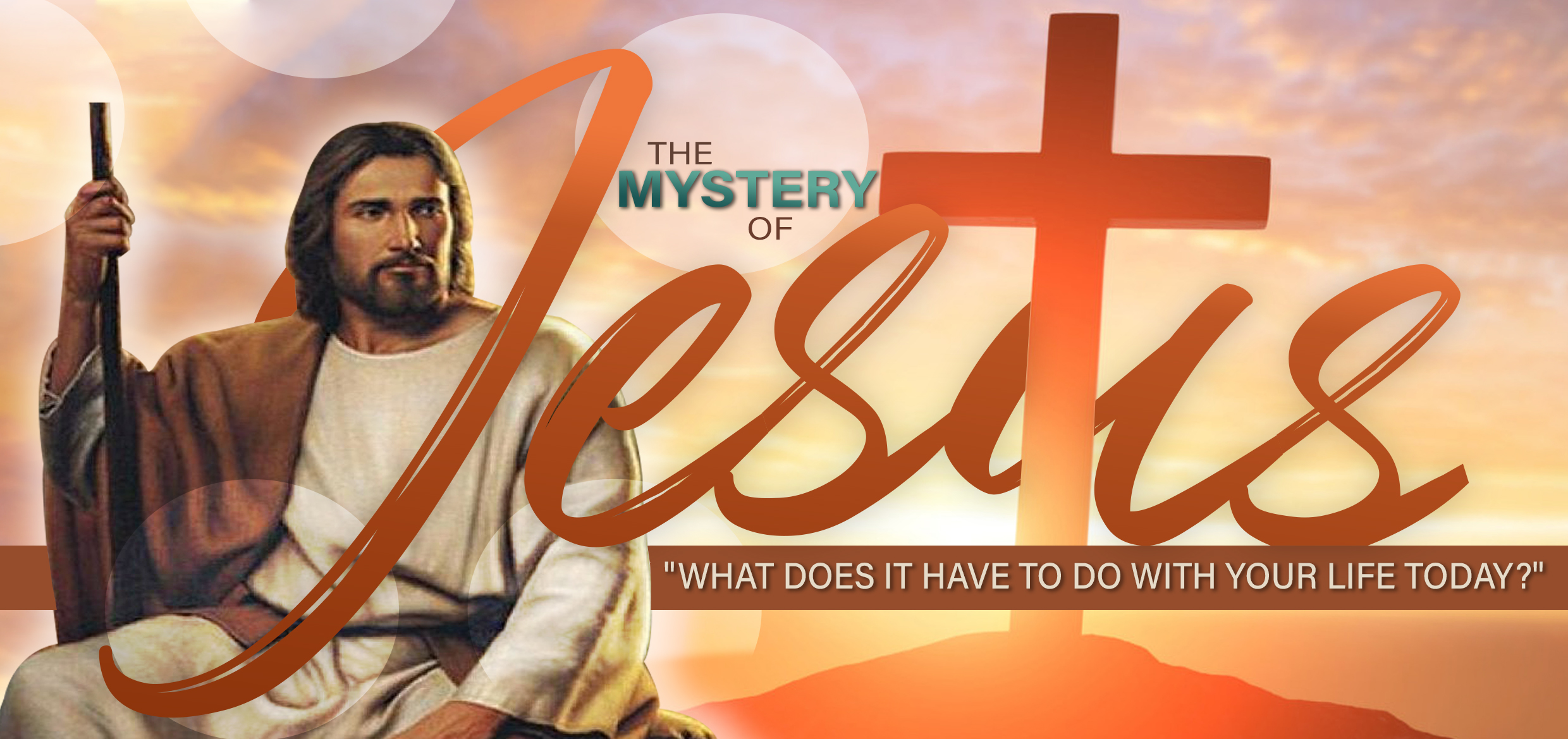 The Mystery of Jesus Series Signup